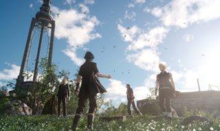 Un nuevo vídeo nos muestra el mundo de Final Fantasy XV