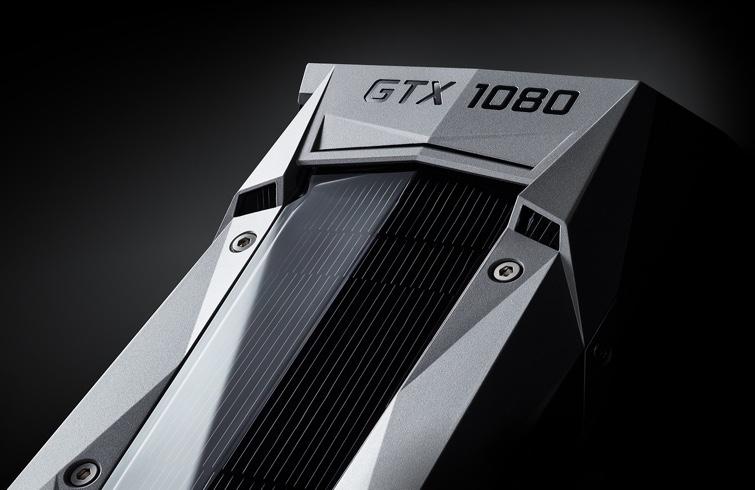Nvidia Geforce GX 1080