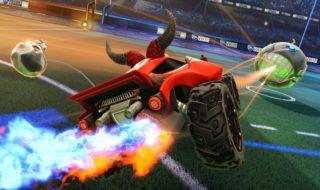 Llega el juego cruzado a Rocket League entre usuarios de Xbox One y PC