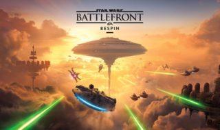 Bespin, la nueva expansión para Star Wars Battefront, disponible el 21 de junio