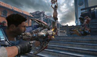 Comprando Gears of War 4 tendremos todos los originales de Xbox 360