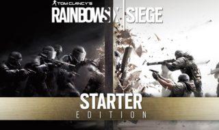 La Starter Edition de Rainbow Six Siege para PC por 15€ hasta el 19 de junio