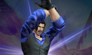 El equipo del Arte de la Lucha de The King of Fighters XIV muestra sus habilidades