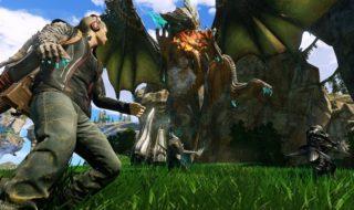 Nuevo gameplay de Scalebound