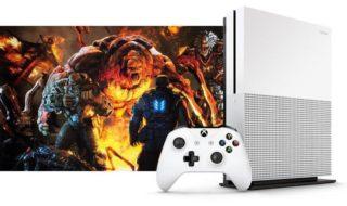 ¿Es esta la Xbox One S?