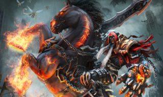 Darksiders Warmastered Edition llegará en octubre a PS4, Xbox One, PC y Wii U