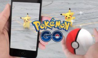 Pokémon GO ya disponible para iOS y Android