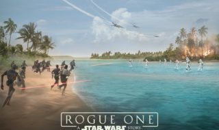 Un nuevo vistazo a Rogue One: A Star Wars Story desde detrás de las cámaras