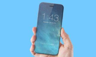 El iPhone del año que viene tendría la pantalla curvada