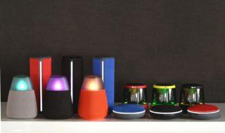 LG también estrena altavoces bluetooth: PH1, PH2, PH3 y PH4
