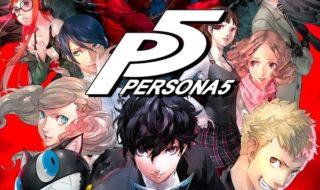 Persona 5 llegará en febrero de 2017 a Europa