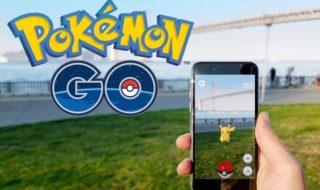 Pokémon GO recibe su mayor actualización hasta la fecha