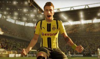 Los 20 jugadores más rápidos de FIFA 17