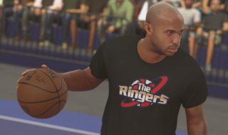 Thierry Henry será un personaje jugable en NBA 2K17