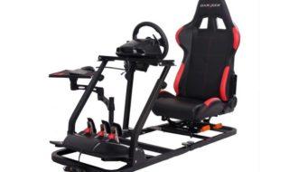 DXRacer Racing Simulator, el nuevo asiento para juegos de conducción de DXRacer
