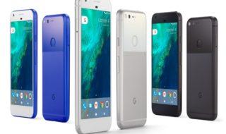 El Google Pixel es presentado oficialmente