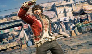 Miguel Caballero Rojo, nuevo personaje para Tekken 7