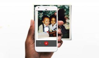 Google lanza PhotoScan, una aplicación para escanear fácilmente fotos analógicas