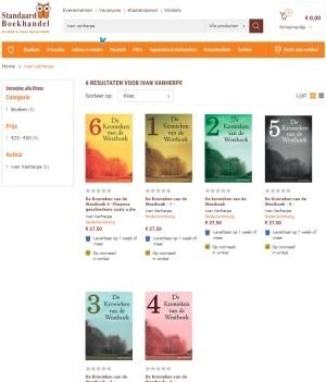 Bestel online of in de winkel à 27,50€