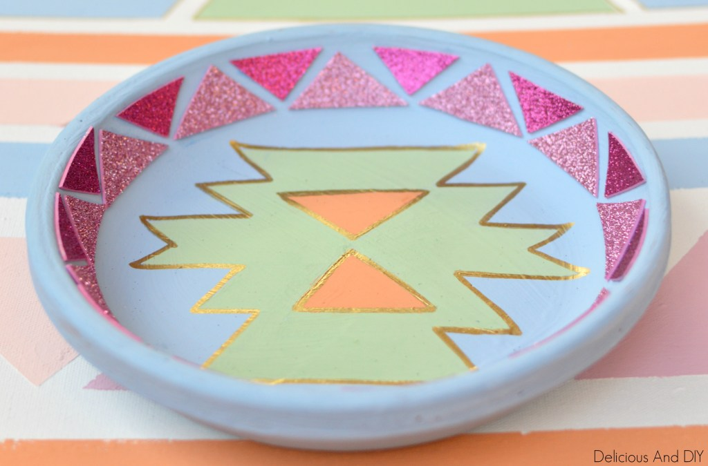 South Western Inspired Bowl Makeover