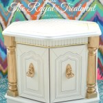 Coffee Table Gets The Royal Treatment