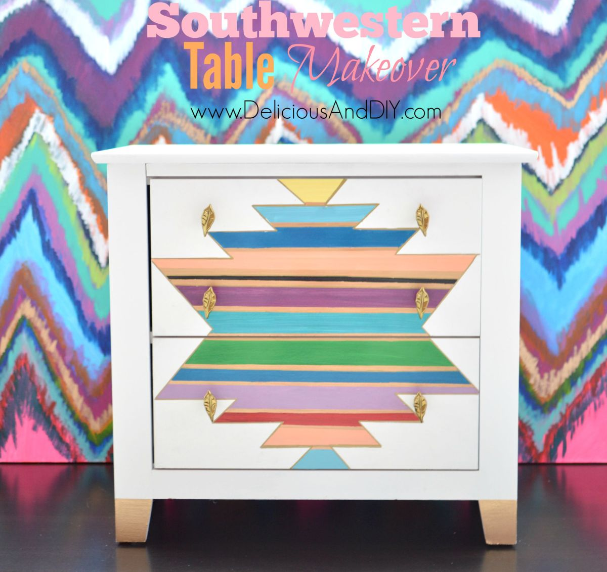 Southwestern Table Makeover