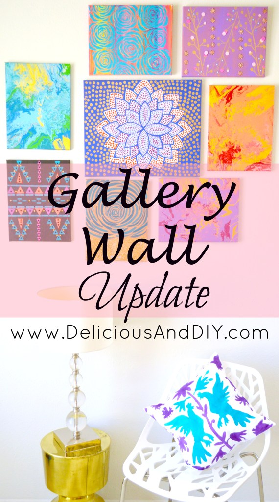 Gallery Wall Ideas And Update