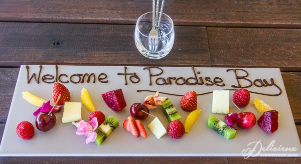 Welcome to Paradise Bay Whitsundays Queensland | via deliciouseveryday.com