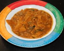 Dal dhokali recipe