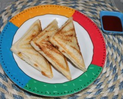 AAloomutar sandwich recipe