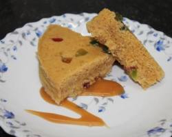owave Dry fruit Cake recipe