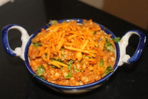 Farali sabudana khichadi recipe