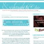 """Celebración en """"Vintage & Chic"""""""