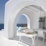 Una terraza de estilo mediterráneo