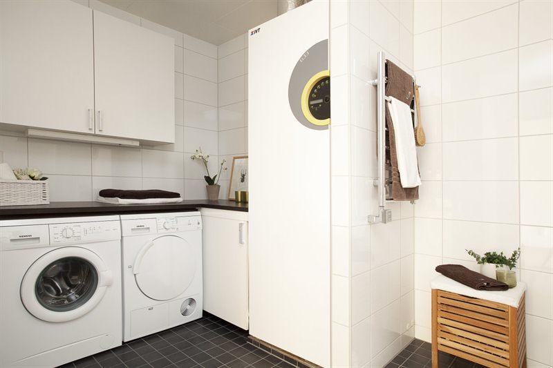 Cuartos de ba o con lavadora blog decoraci n estilo for Muebles para lavadoras en el bano