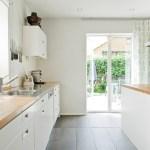 estilo nórdico estilo escandinavo diseño de interiores decoración sueca decoración en blanco decoración de interiores cocinas modernas cocinas ikea cocinas en blanco cocinas con isla cocinas blancas cocinas abiertas