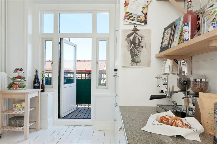 Дизайн интерьера однокомнатной квартиры 40 кв.м.