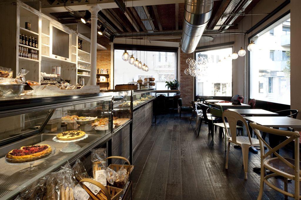 Decoracion Industrial Bares ~   decoracion interiores 2 decoracion bares restaurantes panaderias