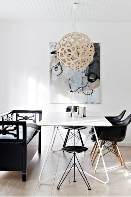 La casa de una fot grafa de interiores blog decoraci n for Silla acapulco ikea
