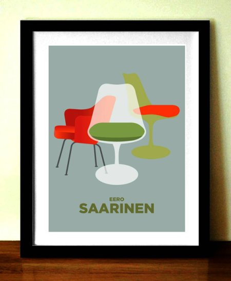 visualphilosophy Danish & Scandinavian Interiors Retro Poster Prints poster decorativos diseño escandinavo láminas nórdicas decoración láminas decorativas motivos retro láminas decorativas etsy estilo nórdico mid century modern decoración paredes cuadros laminas posters decoración mid century modern blog decoración nórdica retro vintage