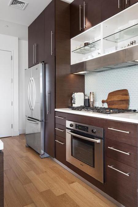Piso de alquiler en brooklyn new york blog decoraci n - Cocinas para pisos pequenos ...