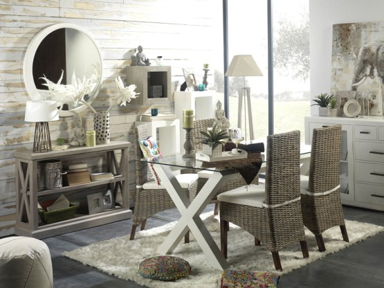 Chill decoraci n el estilo n rdico industrial de banak for Muebles banak importa