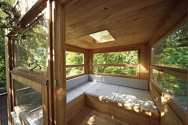 Quedamos en la casa del rbol blog decoraci n estilo for Arbol interior