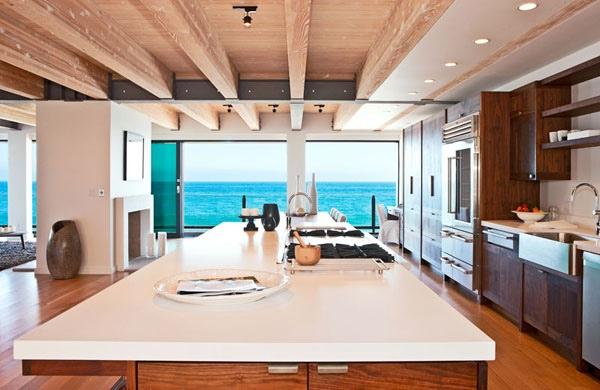 Por fin la casa de un famoso que da gusto ver blog - Casas americanas interiores ...