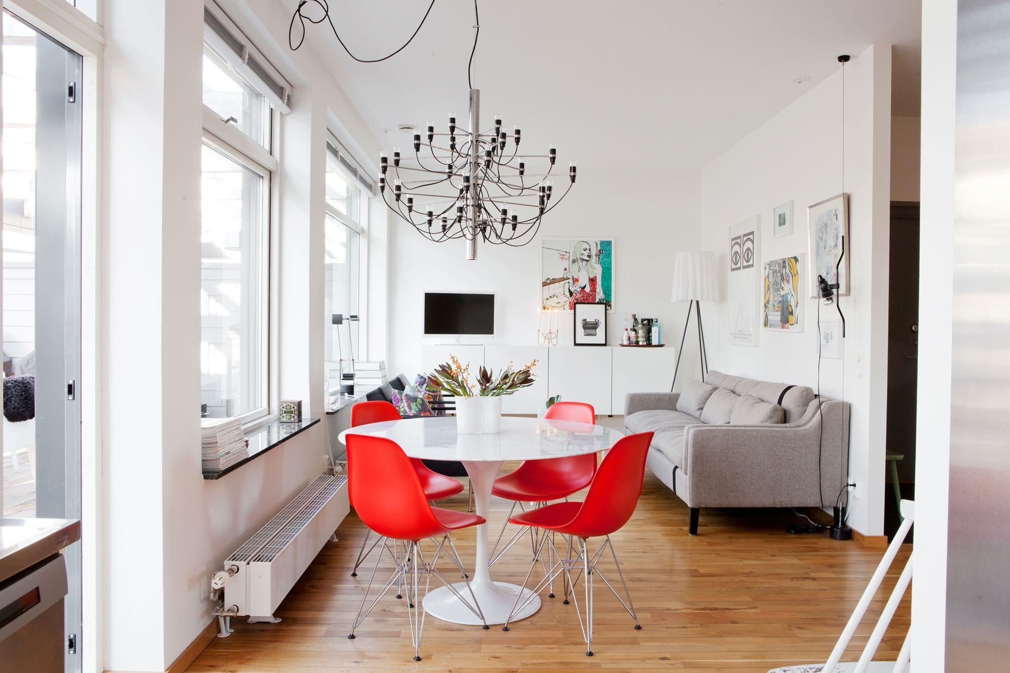 Tico moderno con amplia terraza blog decoraci n estilo - Decoracion de aticos ...