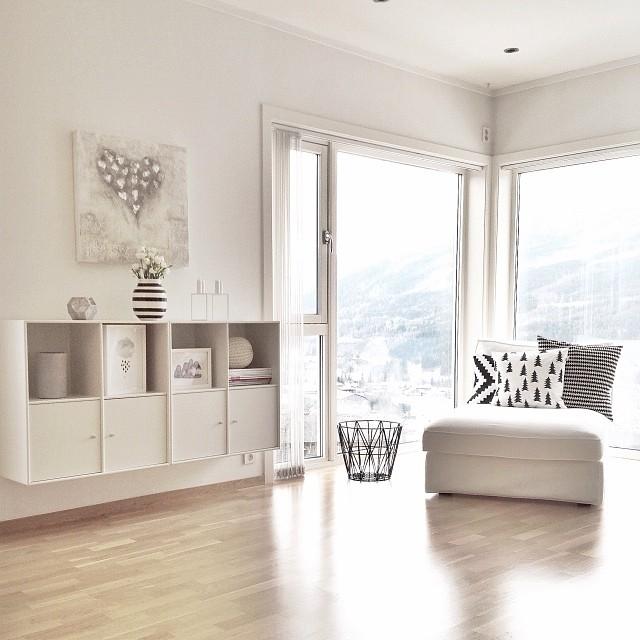 Muebles estilo nordico escandinavia estilonordico for Casas nordicas decoracion