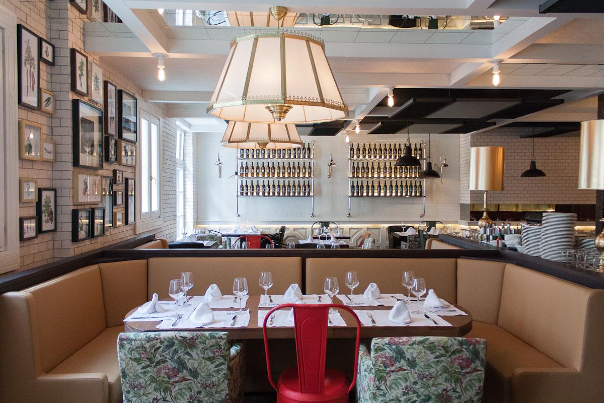 Restaurante el txoko de la mary blog decoraci n estilo - Decoracion de bares y restaurantes ...
