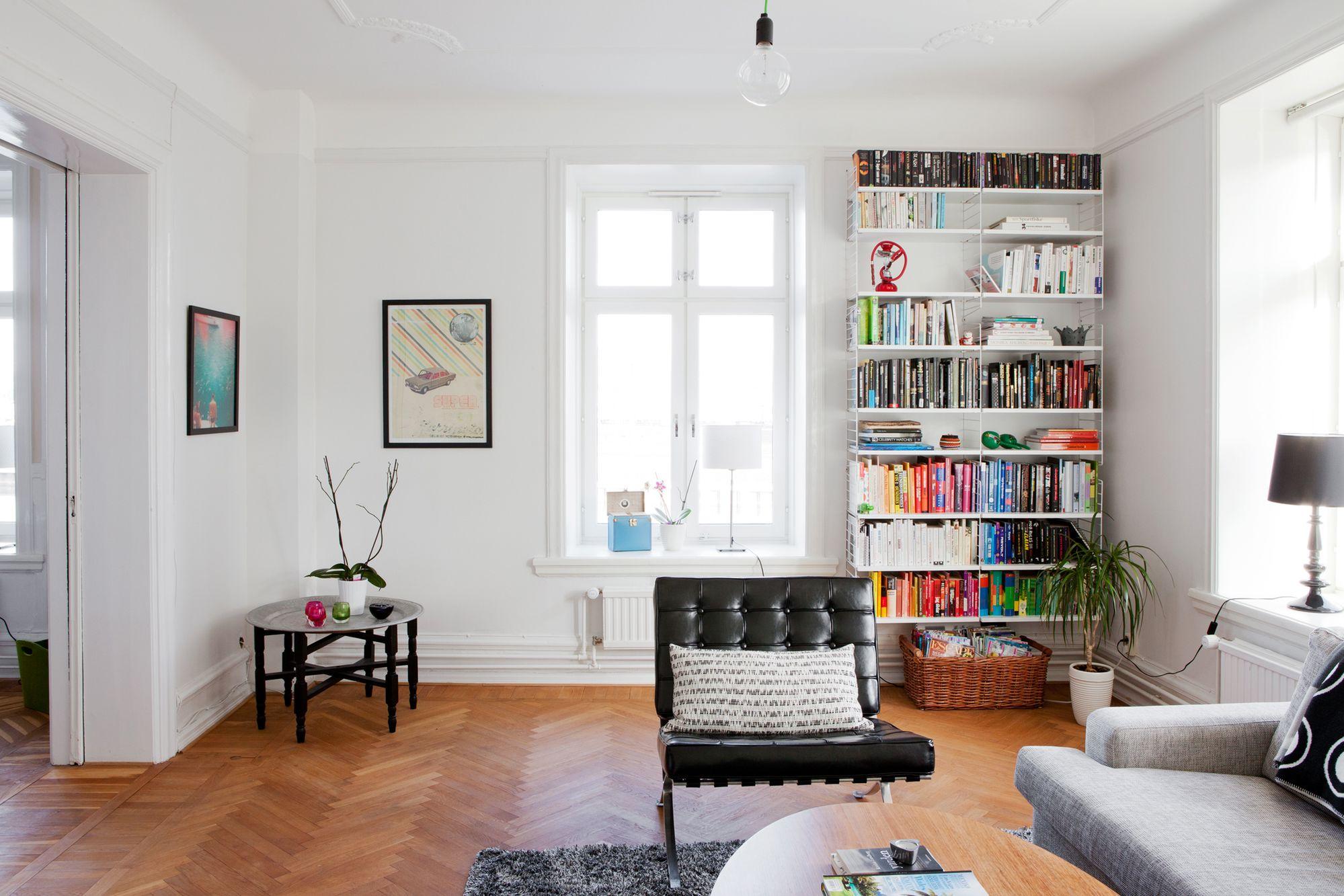 Oficina para dos en el coraz n de la casa blog decoraci n estilo n rdico delikatissen - Despachos en casa decoracion ...