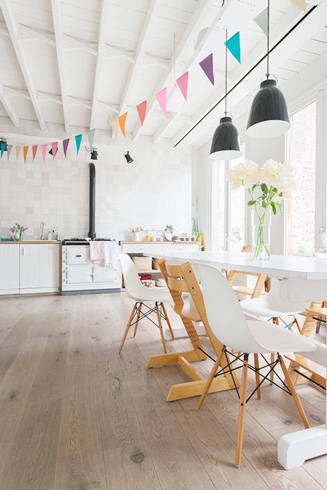 Estilo escandinavo en b lgica blog decoraci n estilo n rdico delikatissen - Deco modern huis ...
