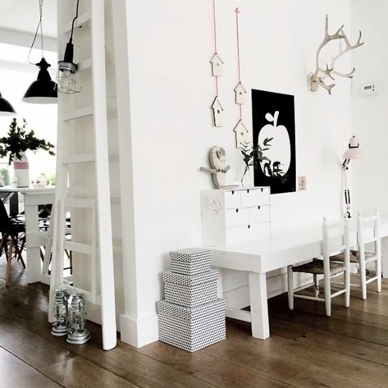 sillas eames dsw silla barcelona muebles de ikea Estilo nórdico en Holanda decoración interiores decoración dormitorios infantiles decoración de salones decoración de interiores blog decoración nórdica